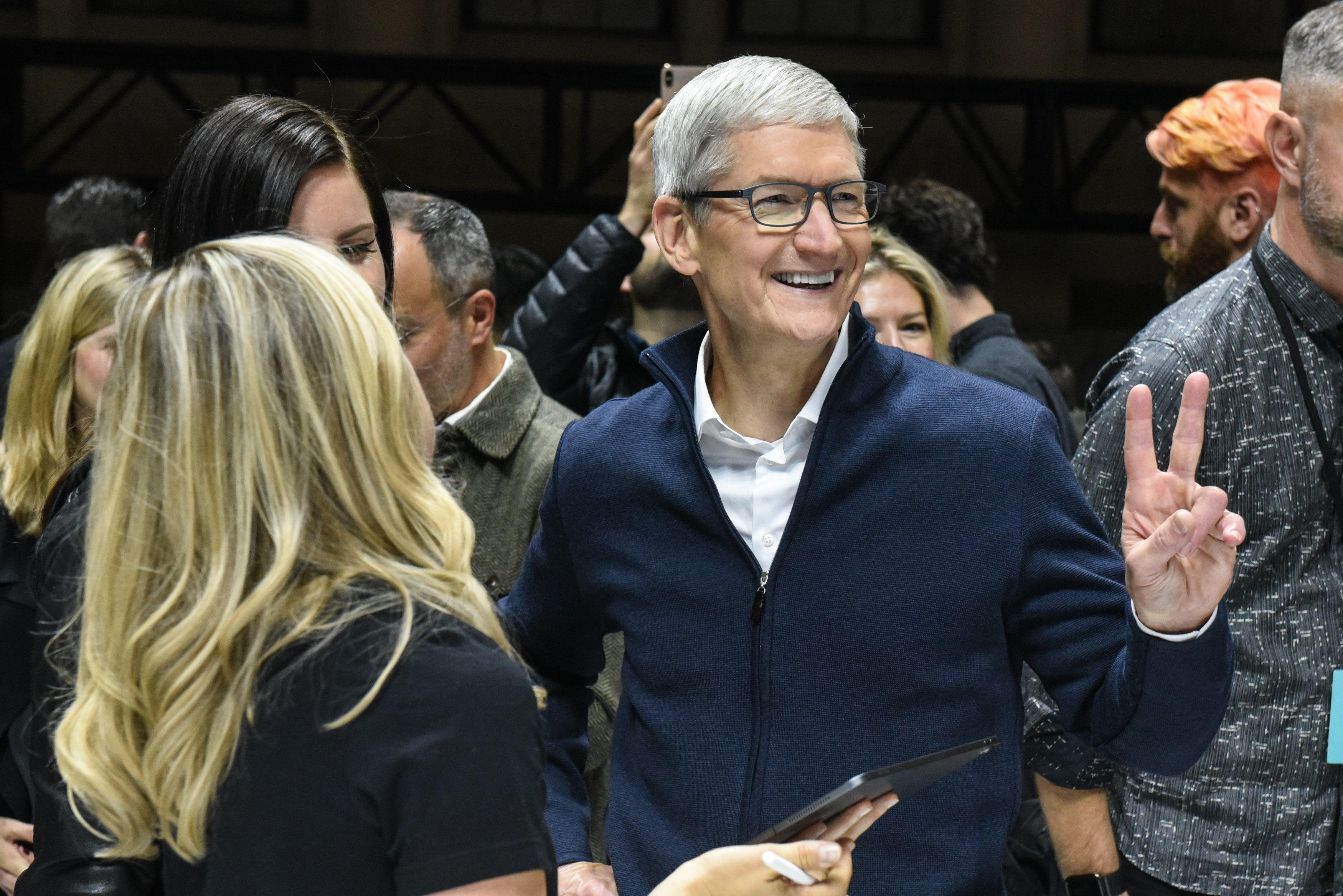 Apple has proven just how much power it has over tech giants
