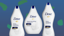 "Twitter Is Having A Field Day With Dove's ""Real Body"" Bottles"
