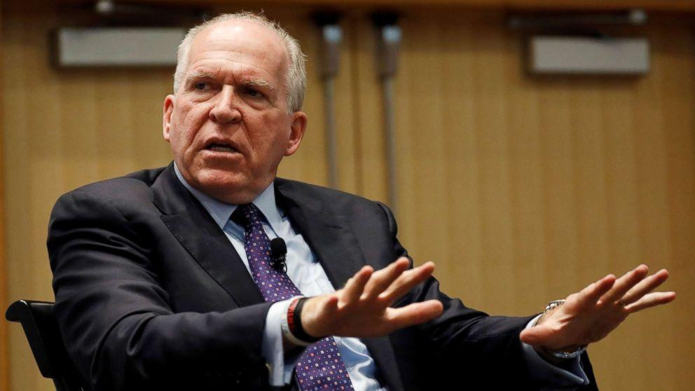 John Brennan Hillary Clinton React To Suspicious Packages