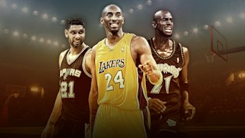 It's official: Kobe, Tim, KG headline Hall class