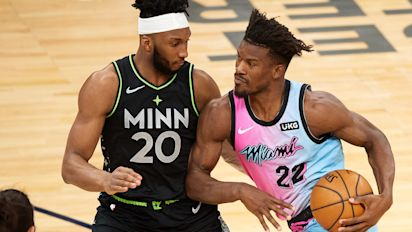 Butler says losing games may actually help Heat