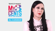 Author and actress Jill Kargman on money and career