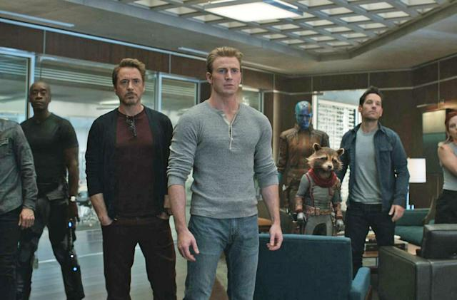 'Avengers: Endgame' is arriving early on Disney+ next week