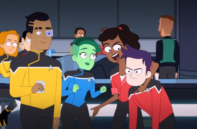 Season two of 'Star Trek: Lower Decks' hits Paramount+ on August 12th