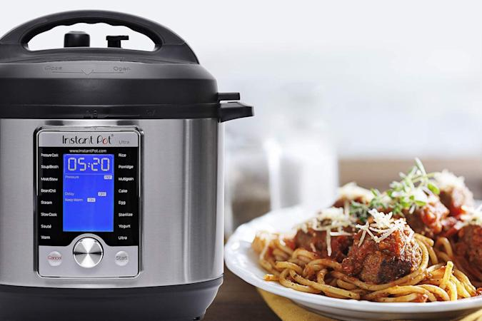 Instant Pot Ultra 10-in-1 cooker