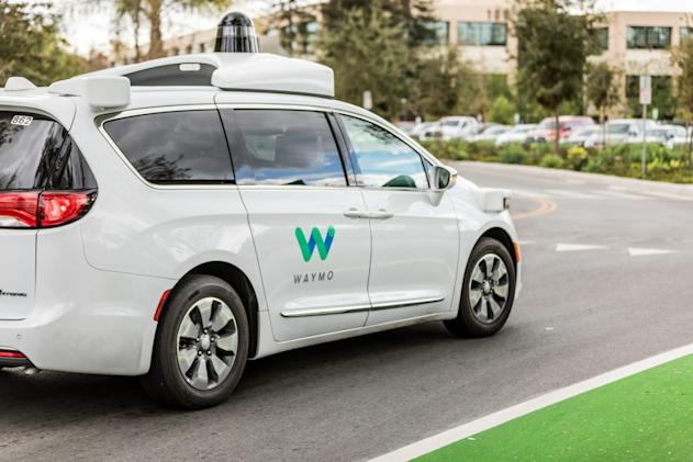 Waymo partners with Walmart for grocery pick-up in Phoenix