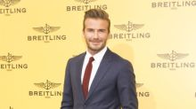 David Beckham's starring in a Guy Ritchie movie!