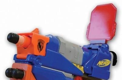 EA announces latest NERF Wii game with new and improved blaster
