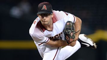 Marlins castoff is a star for the D-Backs