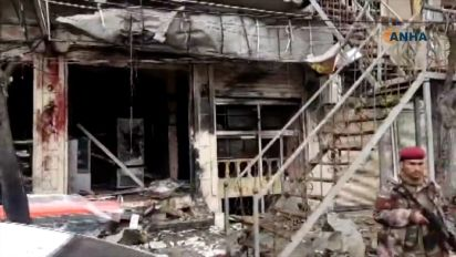 3 Americans killed in Syria bomb blast identified