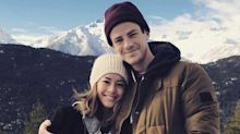 'The Flash' Star Grant Gustin and LA Thoma Tie the Knot in 'Most Beautiful Ceremony'