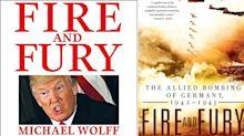 Decade-old Fire and Fury book back in bestseller list as people mistake it for Michael Wolff's version