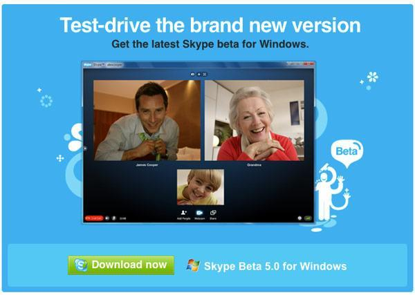 Skype's group video calling beta now available for Windows