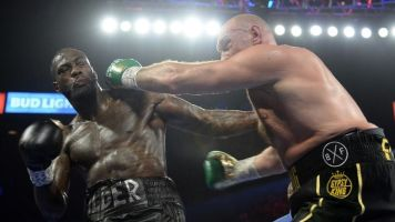 Wilder says wants Fury rematch: report