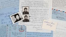 Leonard Cohen's letters to muse Marianne Ihlen hitting the auction block next month