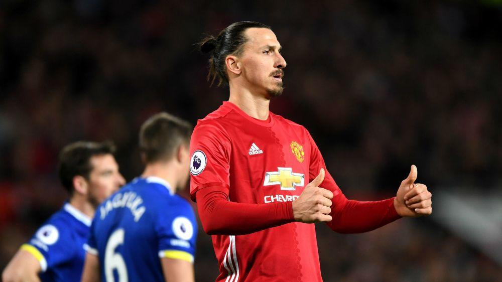 Zlatan Ibrahimovic nennt besten Premier-League-Stürmer