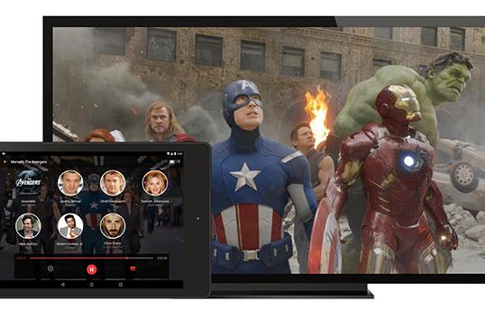 Google Play Movies & TV for Android improves second screen tools
