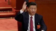 China Communist Party enshrines Xi in constitution