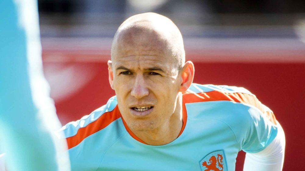 """Pays-Bas, Robben : """"C'est un cauchemar"""""""