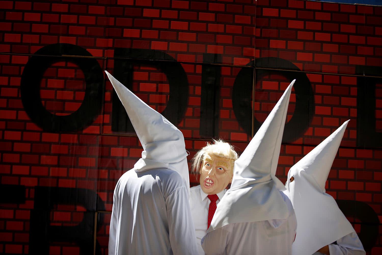 Trump Ku Klux Klan