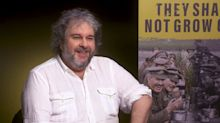 Peter Jackson: World War I veterans 'didn't want our pity' (exclusive)