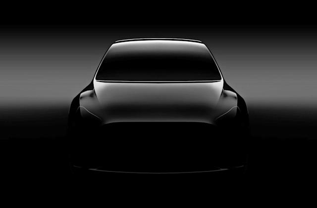 Tesla may reveal the Model Y this year... maybe