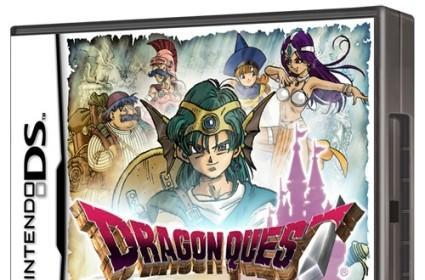 The history of Dragon Quest IV boxart
