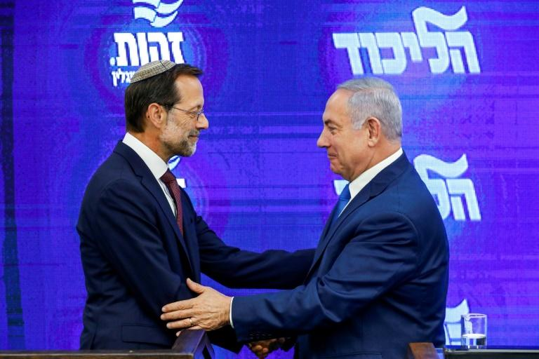 Israeli Prime Minister Benjamin Netanyahu and Zehut leader Moshe Feiglin reached a deal aimed at consolidating the right wing vote in September polls