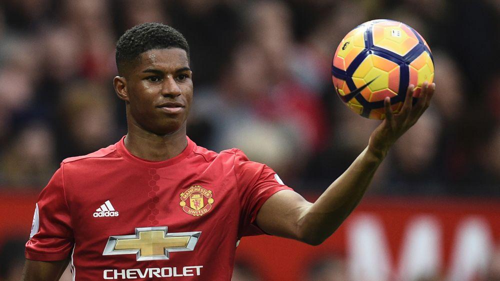 Rashford träumte bereits als Kind von einer Karriere bei Manchester United