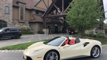 Living the good life with the Ferrari 488 Spider