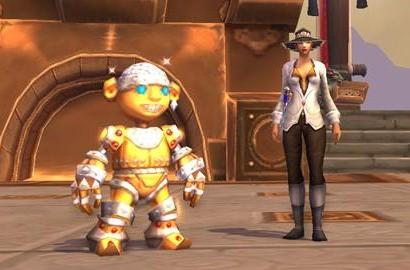 Blingtron takes an interest in fashion in 5.1