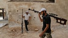 Syria announces truce in one of rebels' last Damascus bastions