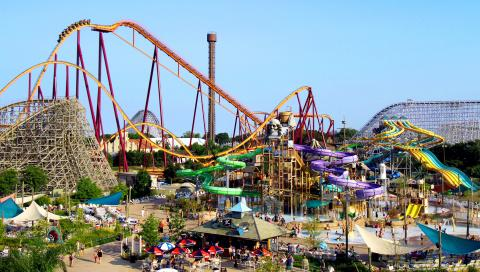 Six Flags Announces Reopening Of Six Flags Great America Parks