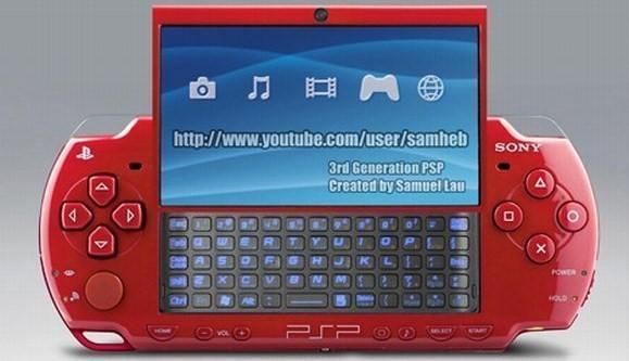 Rumorang: PSP2 brings dual analog nubs, touch screen by Christmas