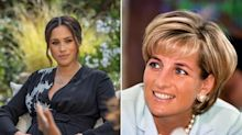 'History repeating itself': The striking similarities between Meghan and Diana