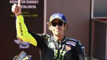 Valentino Rossi in Reihe eins: Ein Kandidat für den Sieg in Barcelona?