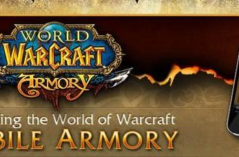 WoW Mobile Armory gets 3-D model viewer, activity feeds and more