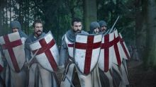 Medieval drama 'Knightfall' gets winter premiere date at History