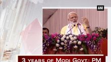 3 years of Modi Govt.: PM promises to make India a developed nation