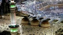 Bomber planning to attack Mecca's Grand Mosque blows himself up - ministry