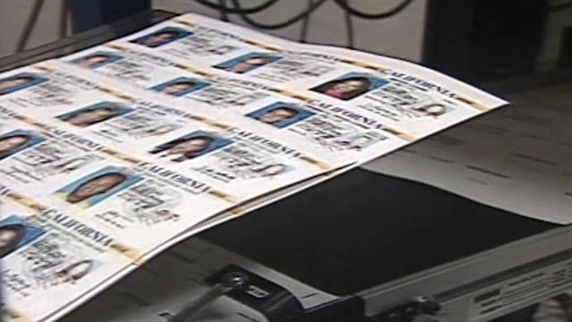 Driver's licenses for illegal immigrants - CA Legislature says yes