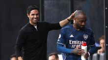 Arsenal yet to start contract talks with Lacazette – Arteta