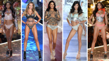 The best looks from the 2018 Victoria's Secret Fashion Show