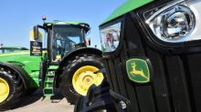 Construction Demand to Buoy Deere Till Agriculture Picks Up