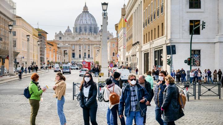 Sale al 6% il tasso di positività in Italia