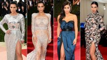 Met Gala 2017: The KarJenners Best Met Gala Moments