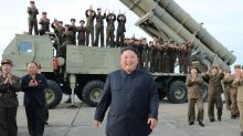 North Korea fires ballistic missiles into sea, criticised by South