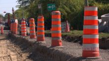 Some Pointe-Claire residents frustrated with road construction