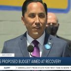 Mayor's budget proposal aims for recovery