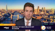 Boeing 737 max delays hit Ryanair